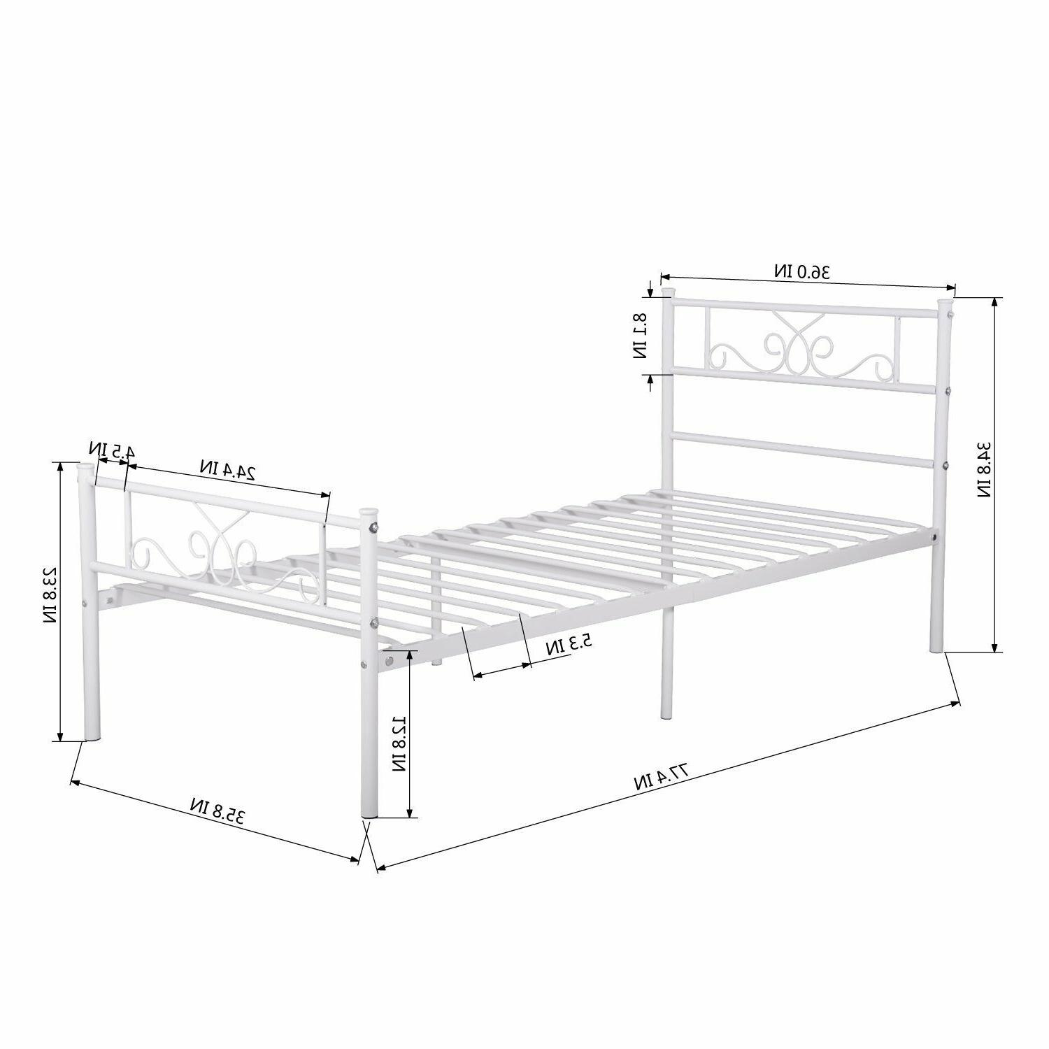 Frame Headboard and Footboard