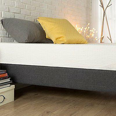 Zinus Essential Platform Bed / Mattress Foundation no