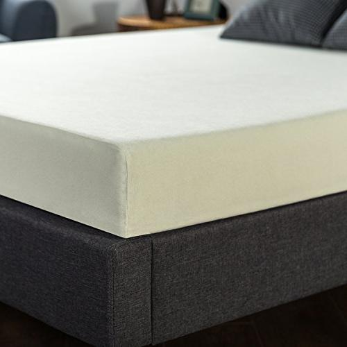Zinus Comfort Memory Foam 6 Mattress, Twin