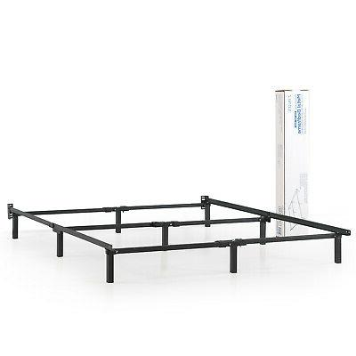 Adjustable Frame Full Queen Size Box