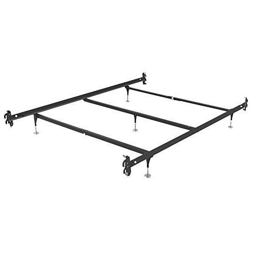 adjustable brass bed rails