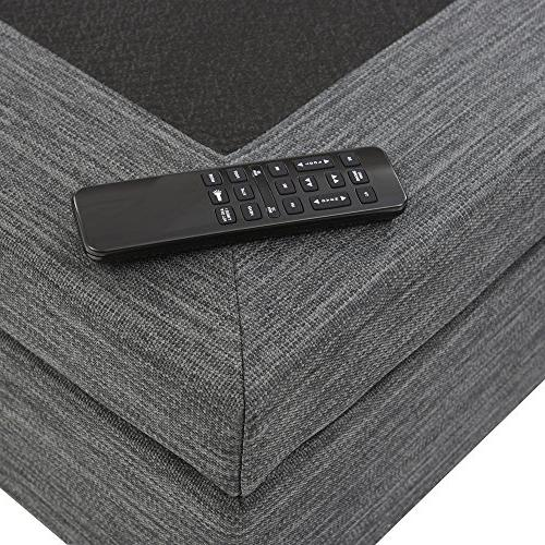 Classic Brands Adjustable Posture+ with Wireless Remote, and XL