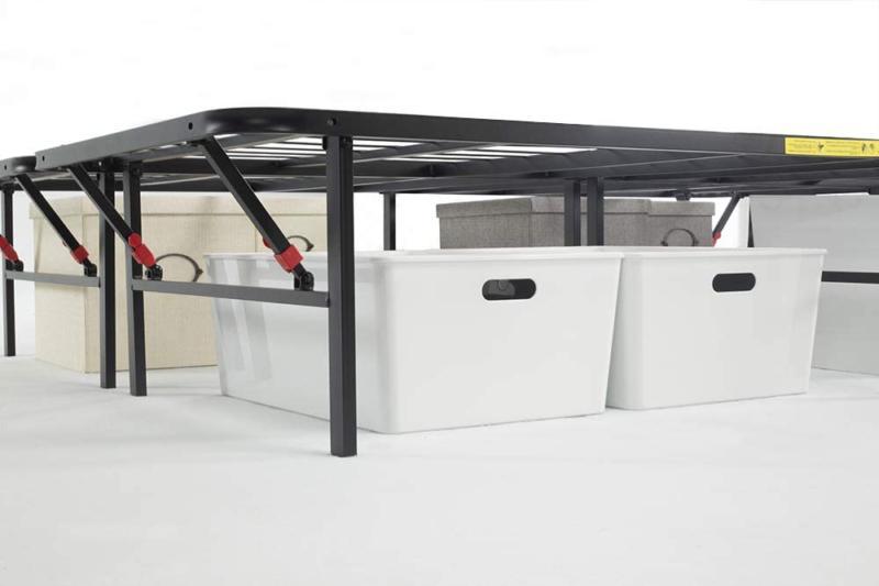 AmazonBasics Foldable, Platform Bed Frame Tool-Free