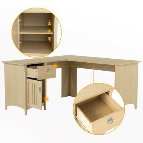Corner Table Workstation Home