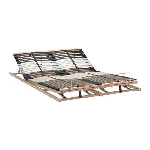 Ikea frame, Leirsund, Queen size
