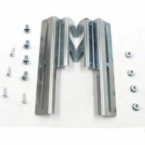 Bed Frame Conversion Brackets with Hardware Hook Plate Adapt