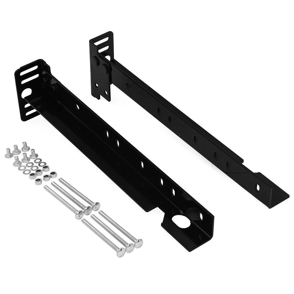 Bed Frame Footboard Extension Brackets For Twin/Full/Queen/K