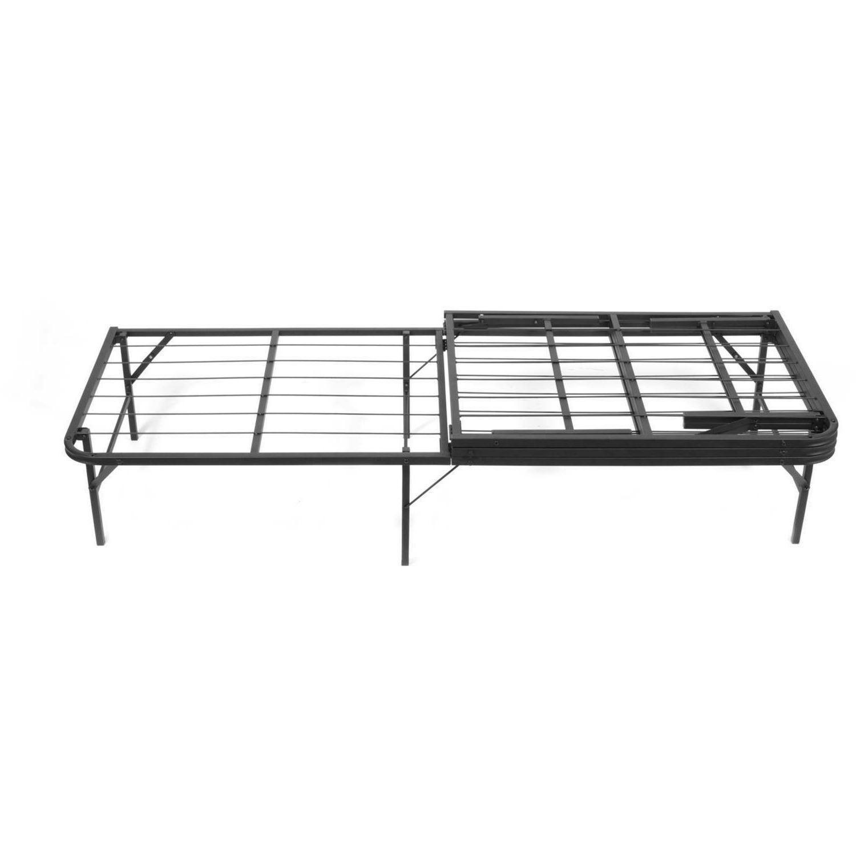 KING Size Bed Frame Mattress Folding Base