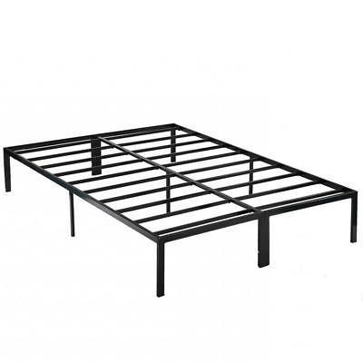 Bed Frame Platform Frame Full Metal Base Mattress Inch