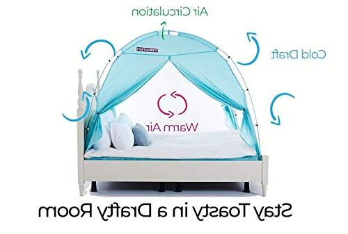 BESTEN Tent on with Color for Cozy Sleep )