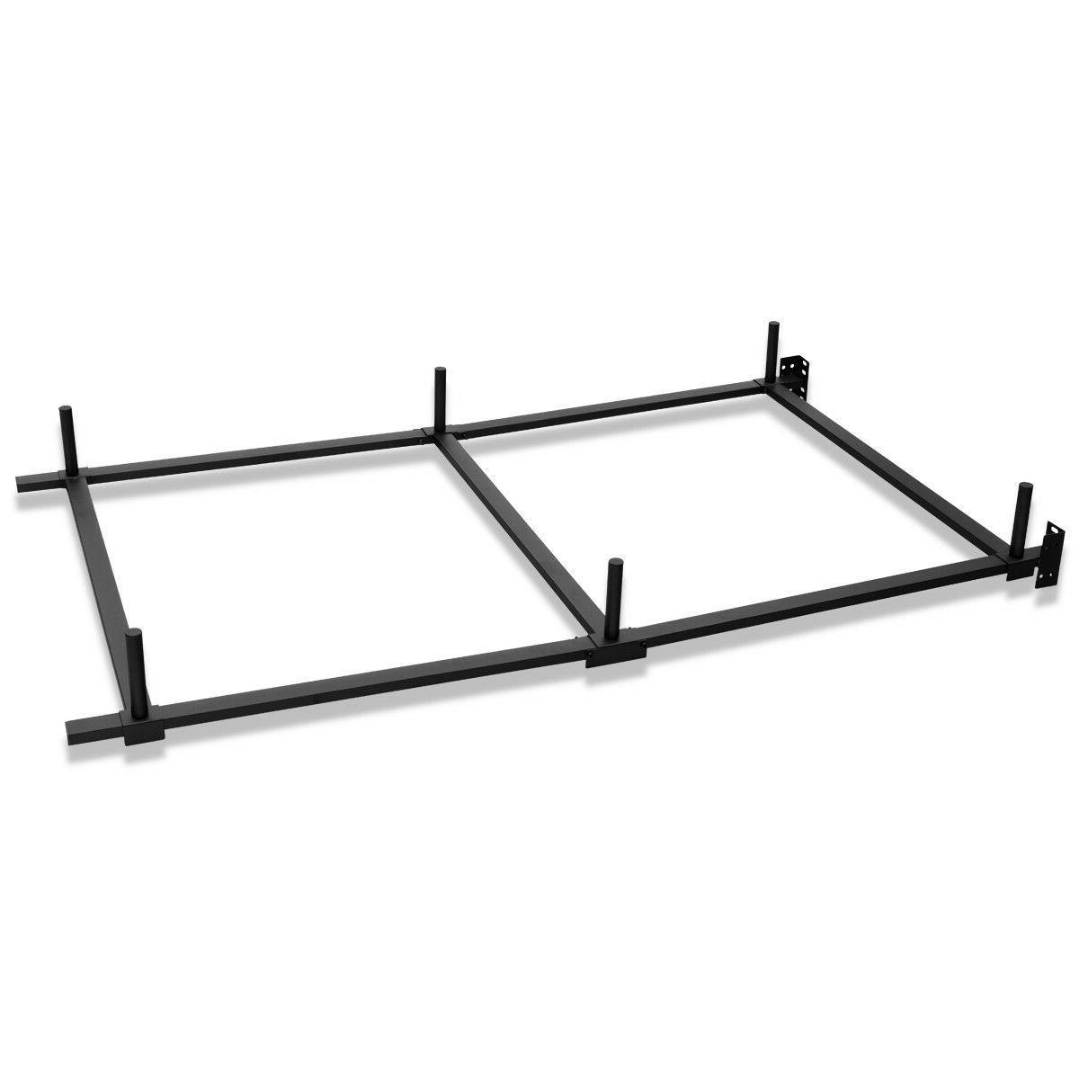 Black Folding Duty Metal Support Size