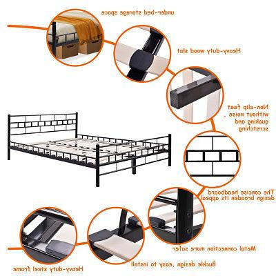 Bed Platform Footboard NEW