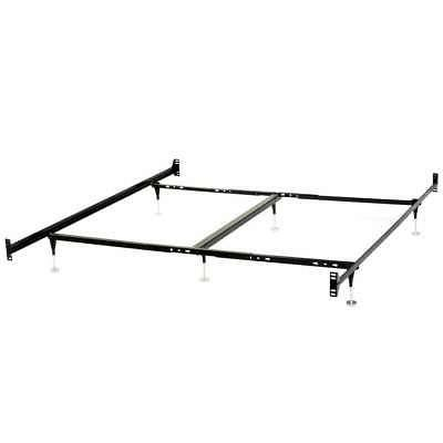 Coaster Home Furnishings Q/KE BED FRAME - Black