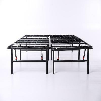 Metal Bed Frame Box Spring Foundation 5 Size