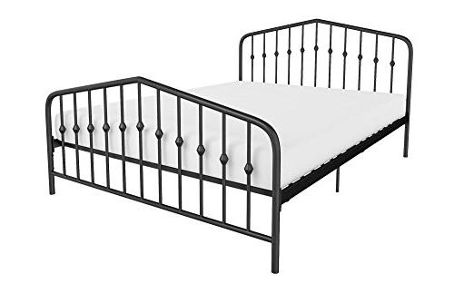 bushwick metal bed