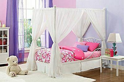 Princess Furniture Metal Bedroom Kids Size New
