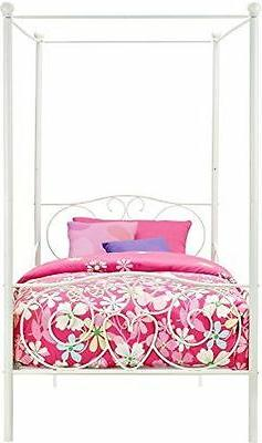 Princess Bed Frame Furniture Kids Size New