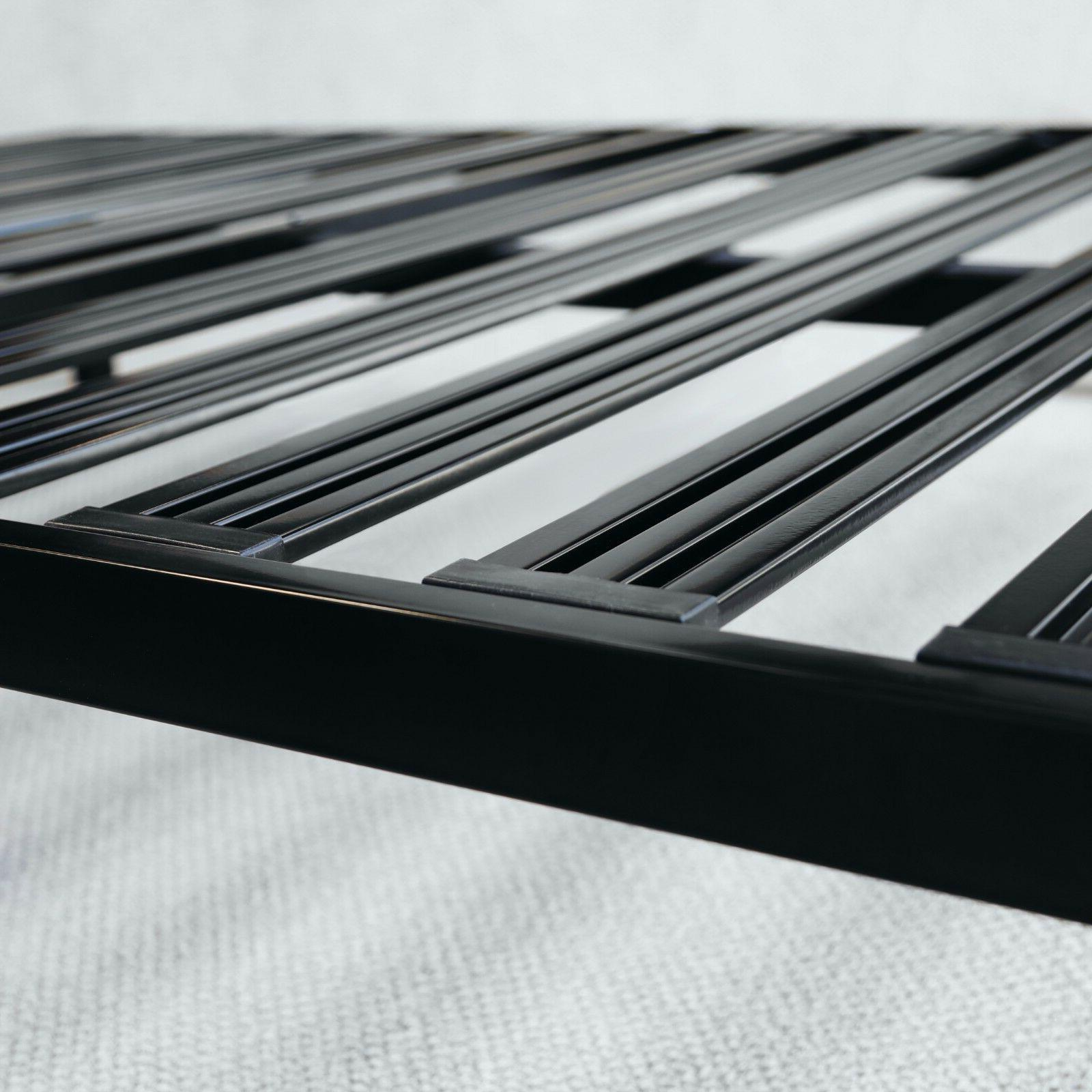Classic 14'' Bed Frame Extra Sturdy Steel Support