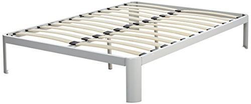corinne steel modern mattress foundation