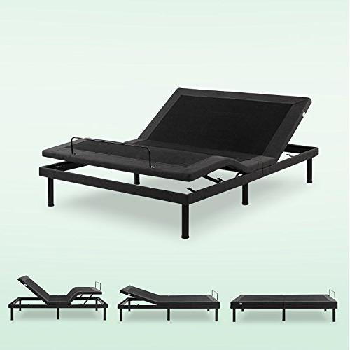 deluxe adjustable bed frame