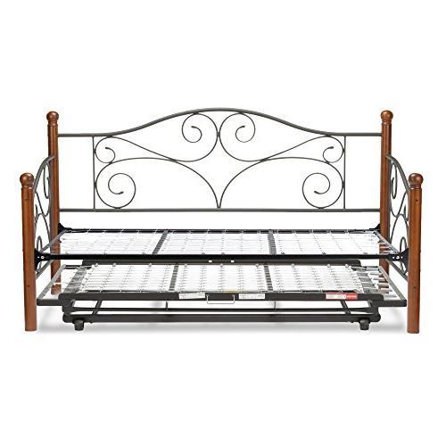 doral complete metal daybed