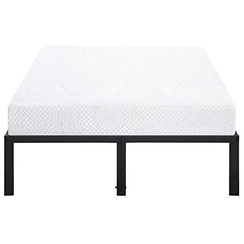 Olee Dura Metal Steel Slate Bed Queen 14BF08Q
