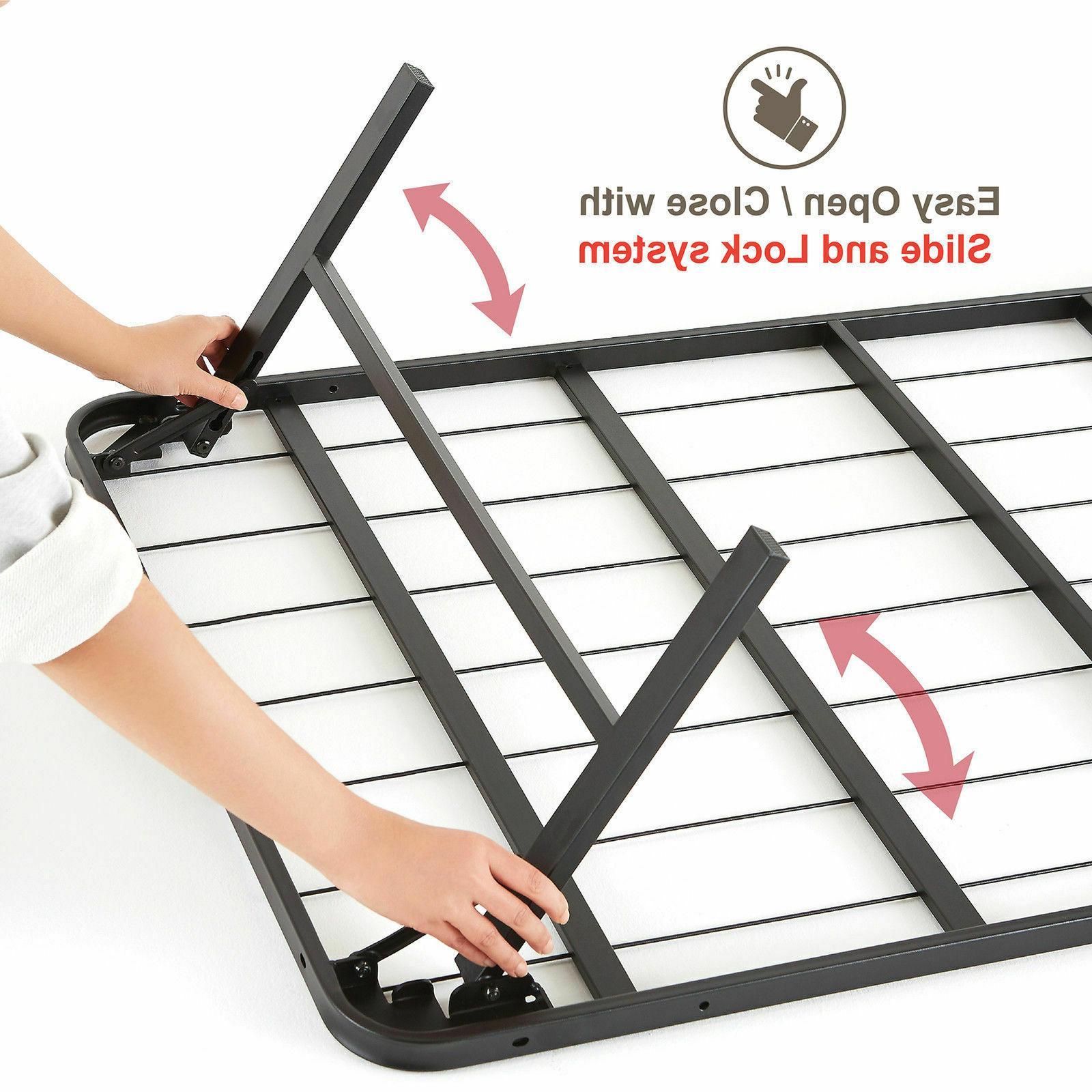Fold Platform Frame, Easy Set Up Bi