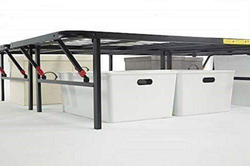 AmazonBasics Foldable Platform Bed Frame AMZ-14BIBF-T