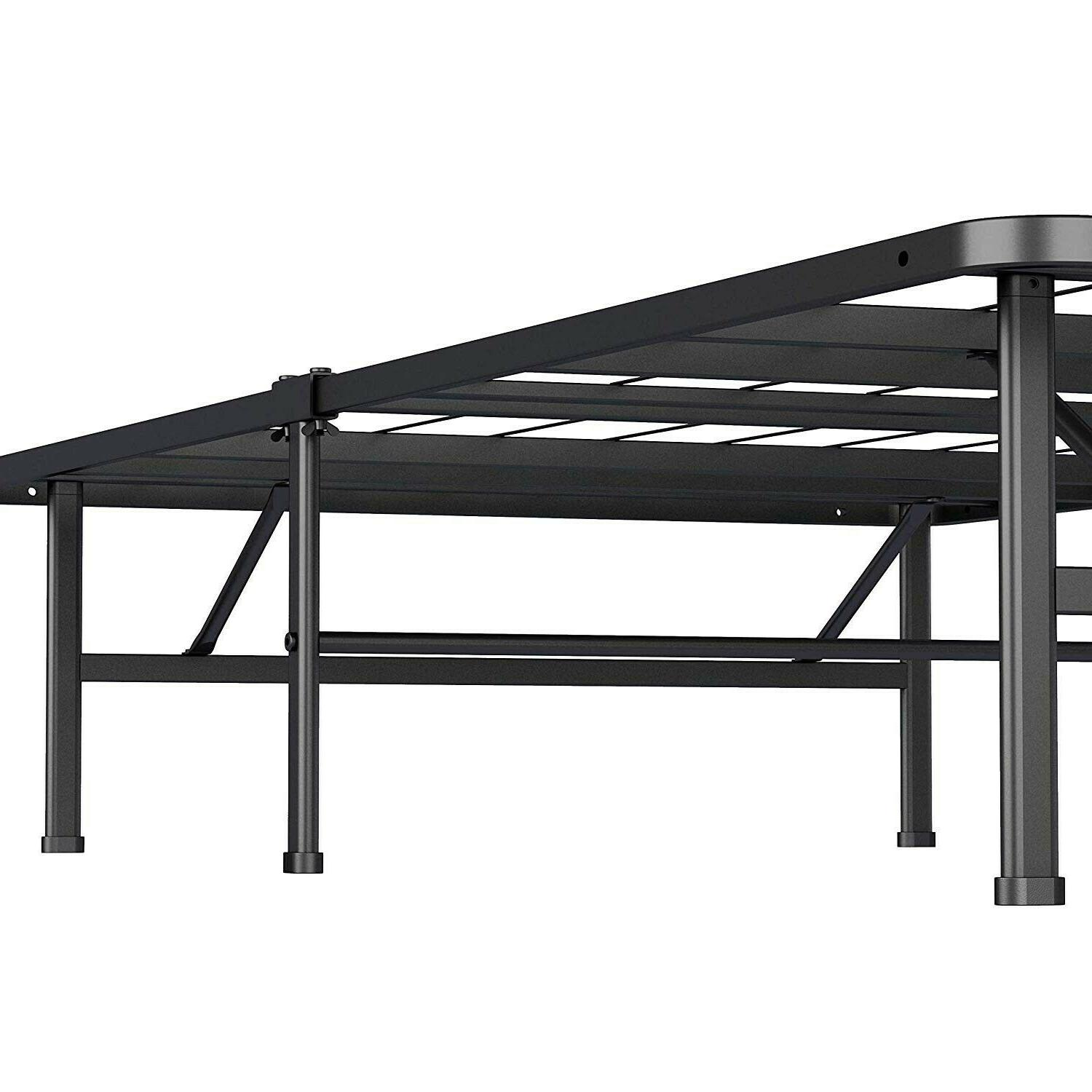 Folding Bed Platform Twin 14 Inch Foundation