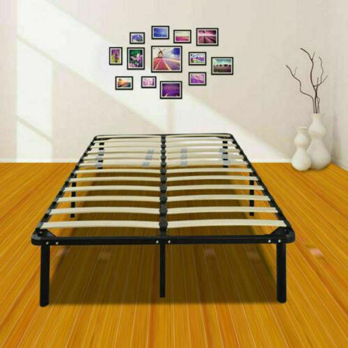 Full Iron Bed Duty Platform