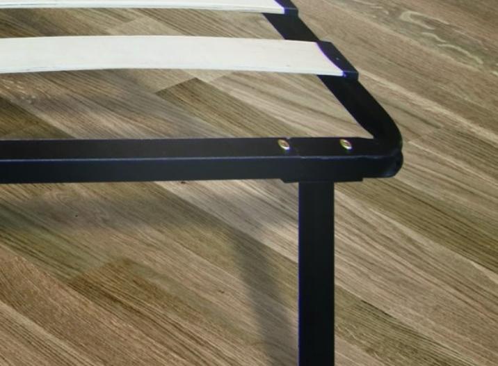 "Full Size Platform Metal Mattress 14"" Base Full Adjustable"
