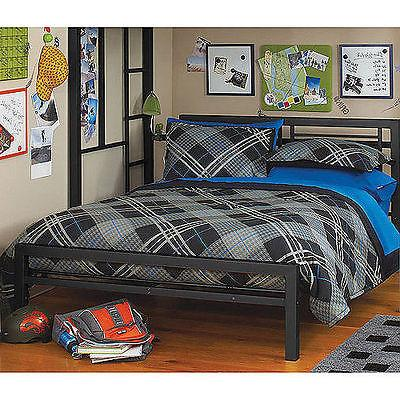 Full Metal Bed Frame Platform Kids