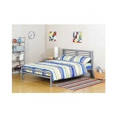Full Metal Bed Frame Platform