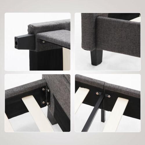 Full Size Frame Bedroom Furniture