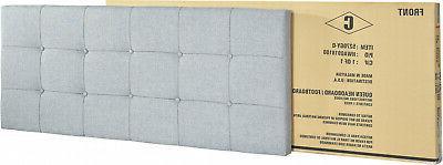 Queen Size Platform Bed Frame Headboard Beds Wood