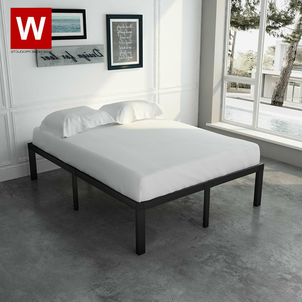 Full Steel Bed - Platform -