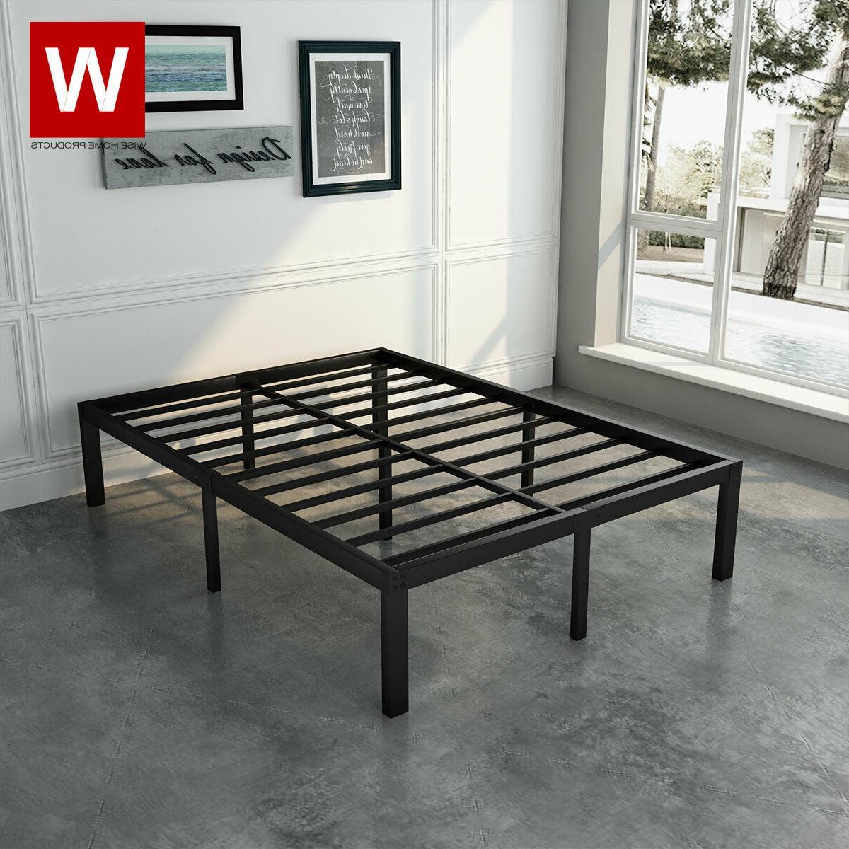 Full Bed Frame - - Height