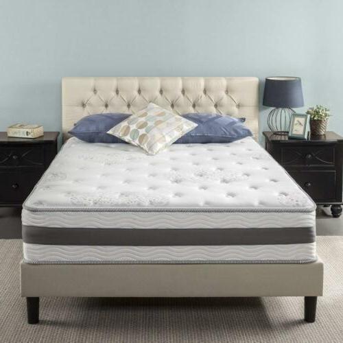 gel infused memory foam hybrid mattress