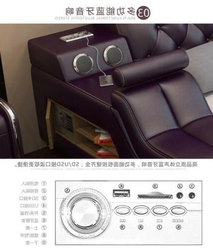 Genuine bed Soft Beds massager safe speaker