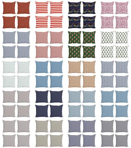 Ambesonne Geometric Cover for Couch and Bed in Sizes