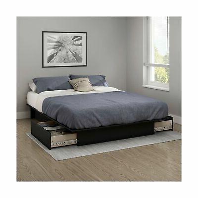 gramercy queen platform bed