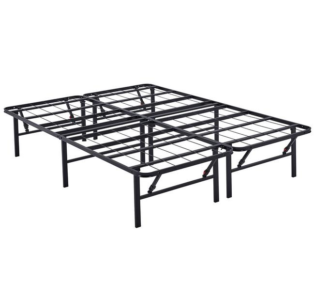 High Patform Steel Bed Full Beds