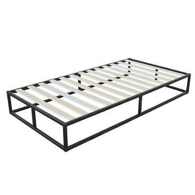 high quality simple basic iron bed twin