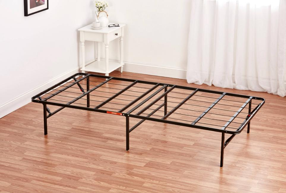 innovative metal platform base bed