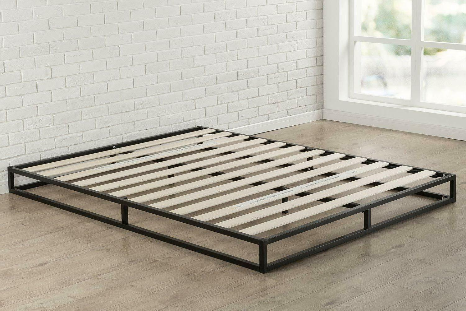 joseph 6 inch platforma low profile bed