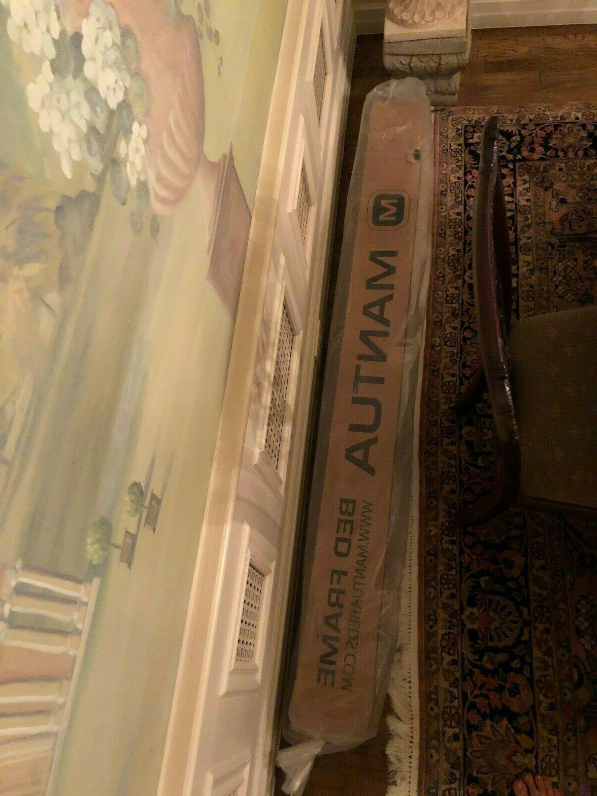 "KING - Mantua 70"" Siderail 4 Rollers Glides"