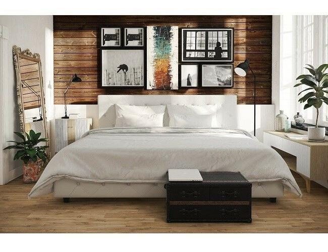 King Upholstered Beds With