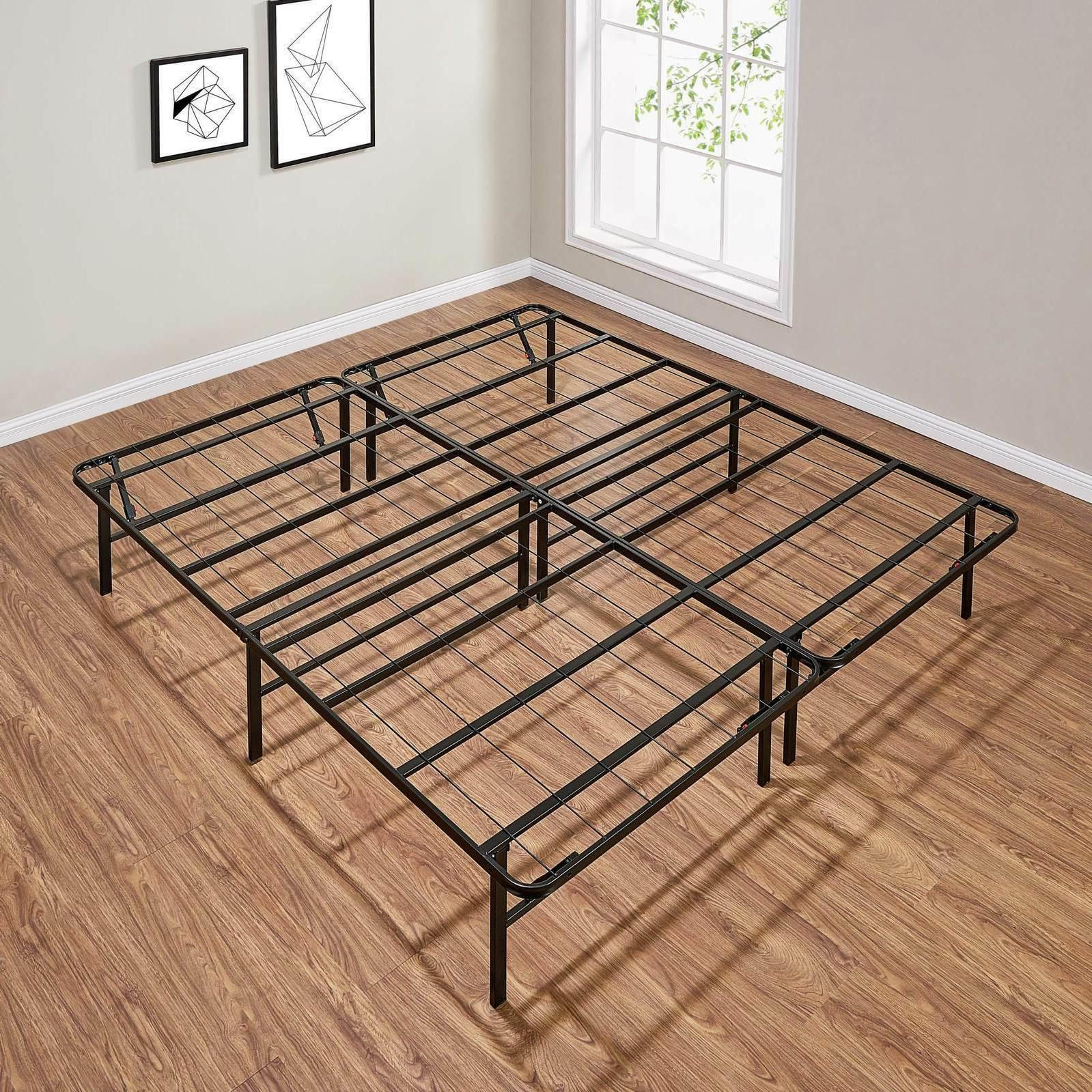 king size bed frame 14 high profile