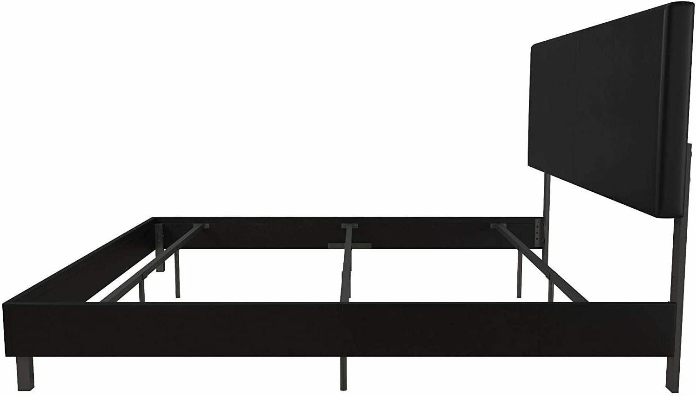 King Size Upholstered Linen Bedroom Furniture
