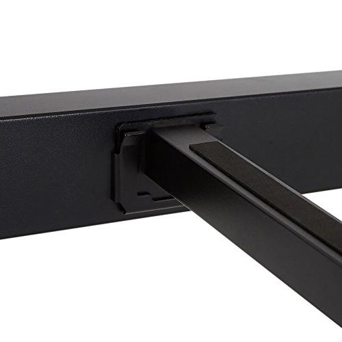 intelliBASE Queen Platform Bed Frame Headboard